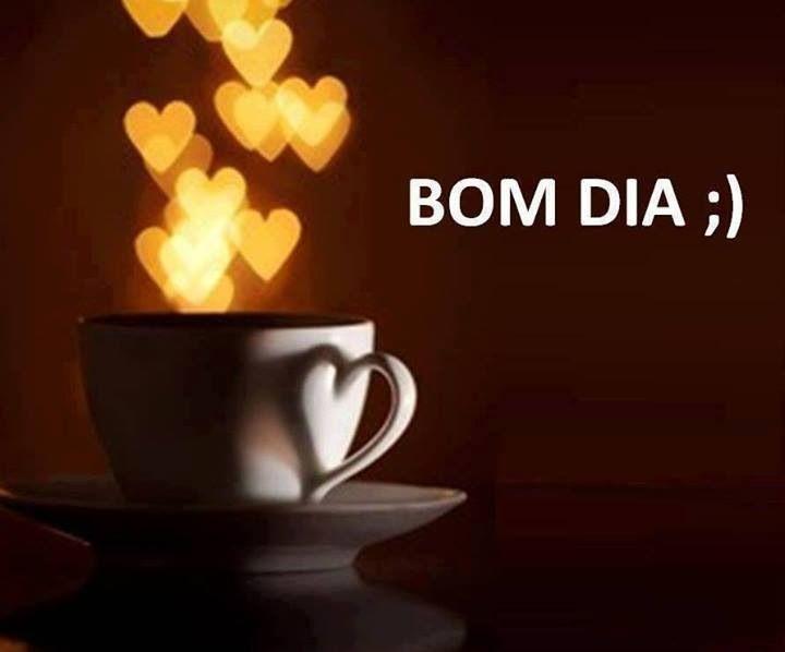 Mensagens De Bom Dia Lindas: @ Bom Dia, Com Café E Companhia!