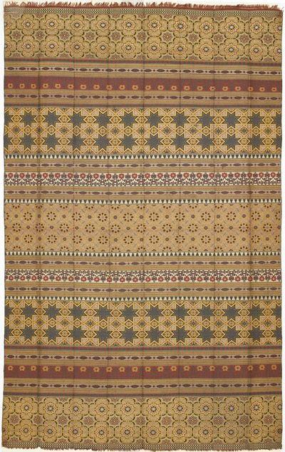 Alhambra Silk, c. 1400 - Nasrid