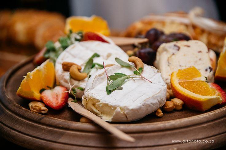Caterer : Malita Joubert Catering
