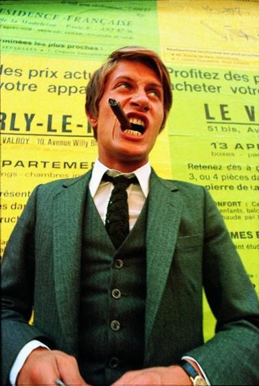 Monsieur Dutronc / Trois pièces / Chemise / Cravate