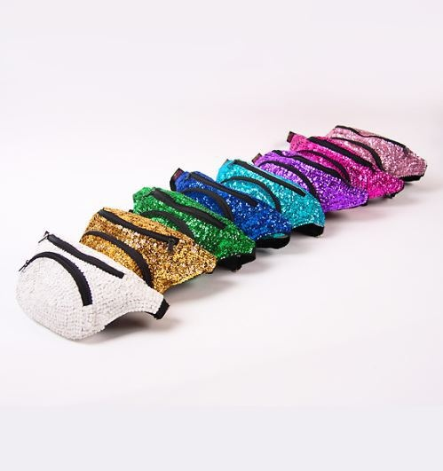 Bejeweled Fanny Packs