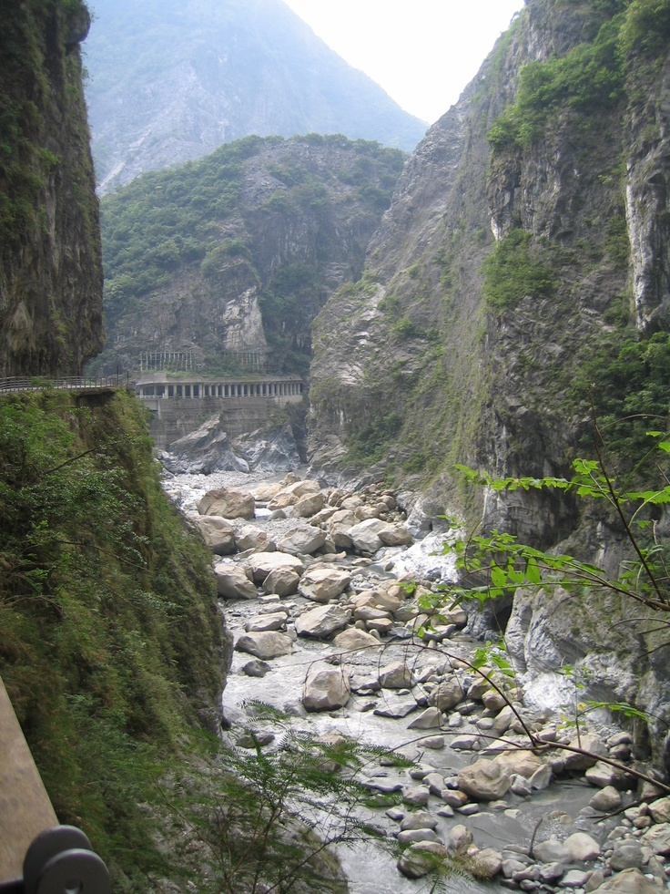 More of Taroko National Park. What a beautiful place. Photo by Kosta