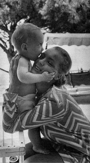 L'amour d'une mère. ❤