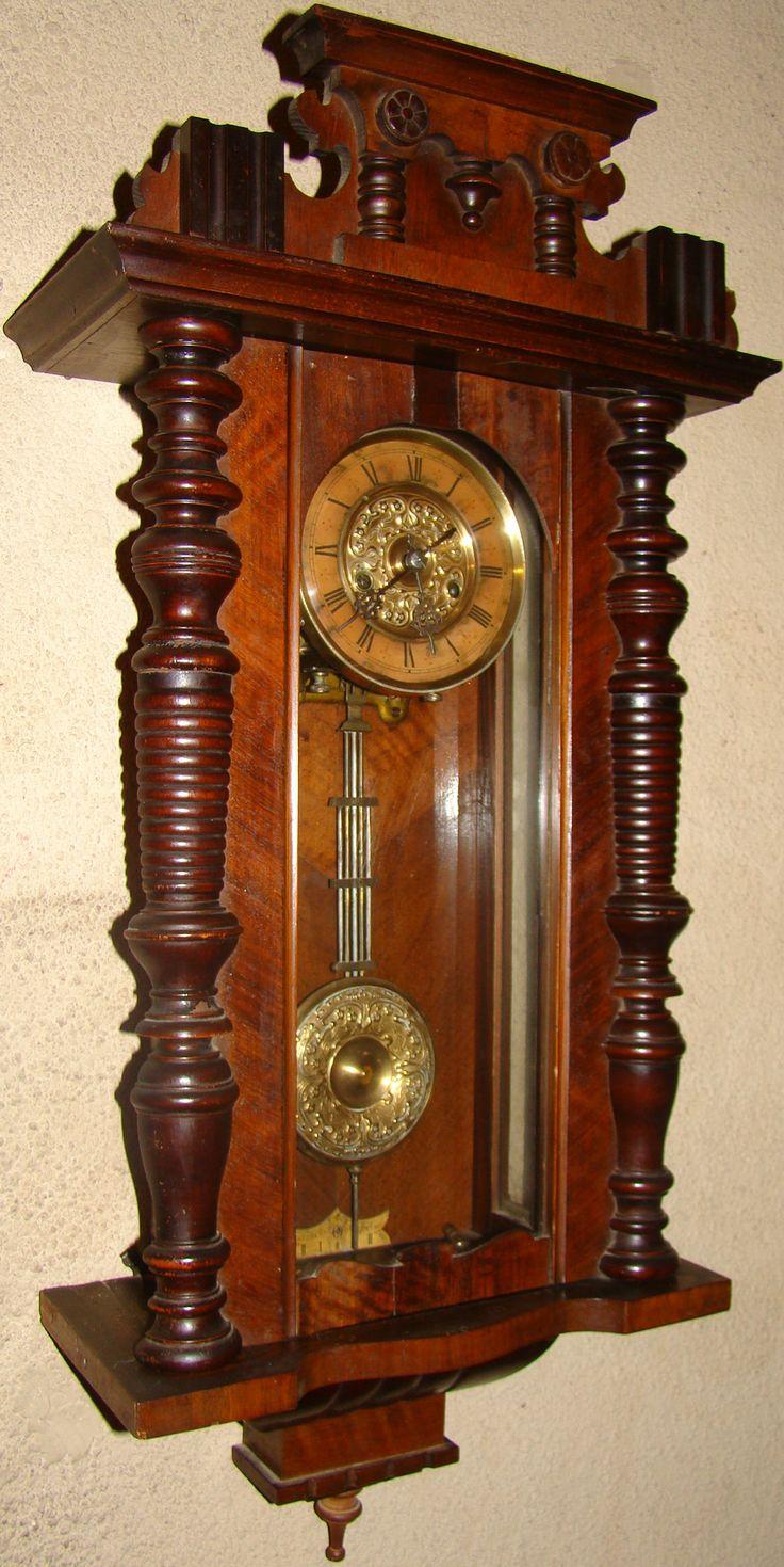 148 best relojes antiguos images on pinterest antique - Relojes rusticos de pared ...