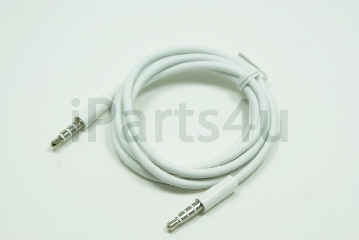 Aux Stereo kabel voor  iPad , iPhone en iPod