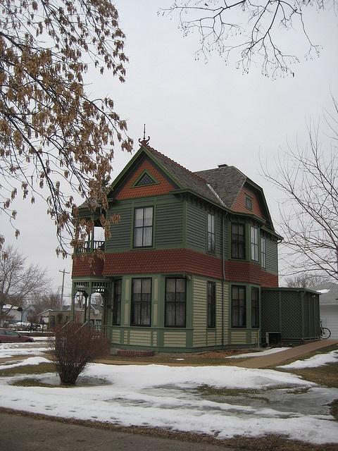 Wanda Gag House in New Ulm, MN