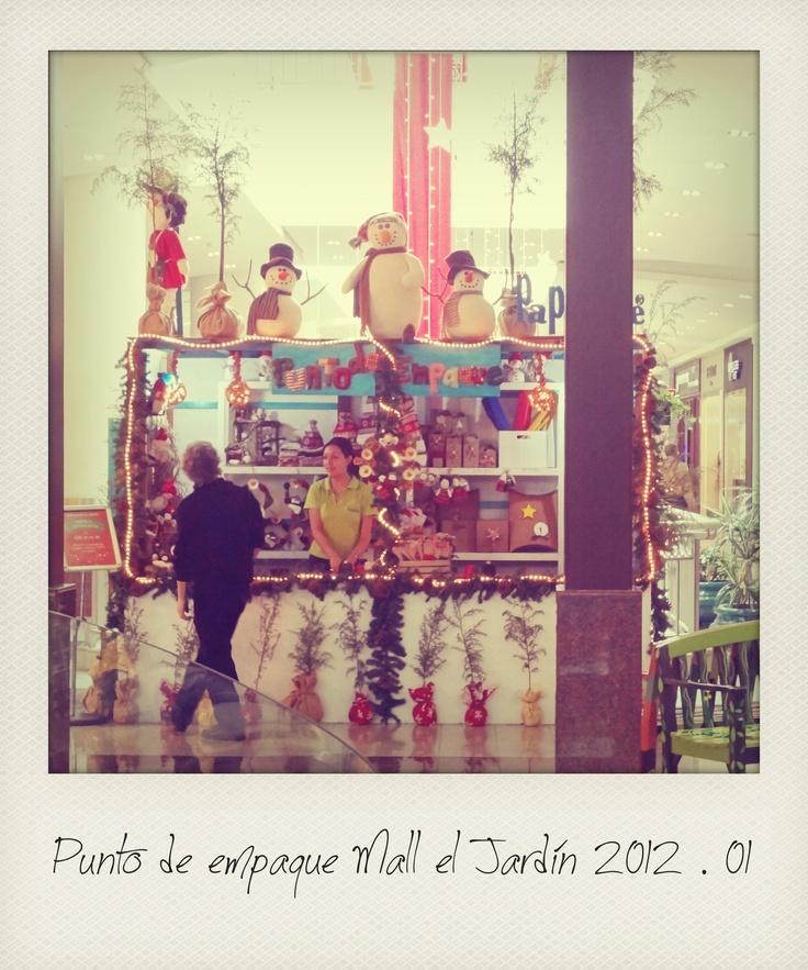 Punto de Empaque 2012. Quito-Ecuador