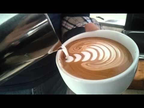 love my espresso! love learning how to make it pretty even more :)