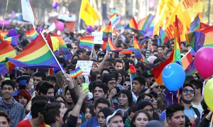Marcha por la Igualdad / Santiago, 11/05/2013
