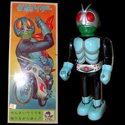 Angel Kamen Rider V1 Tin toy/blog