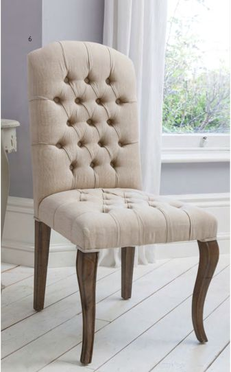Maison Button Chair by Gallery Homewares