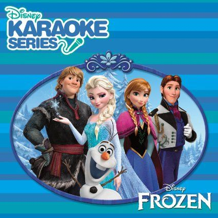 """It doesn't matter if you're a fun-sized kid or a big kid trapped in a """"grown up"""" body, playing and singing Karaoke is tons of fun! And the best news yet? Karaoke just got even better with the release of the Disney Karaoke Series Frozen CD. http://newspapercat.org/disney-karaoke-series-frozen-cd-review-sing-along-fun-for-the-entire-family/"""