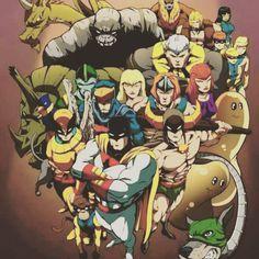 Man, I miss Boomerang on Cartoon Network! #cartoonnetwork #boomerang #SpaceGhost #herculoids #Birdman #thundarrthebarbarian #Birdman #90sCartoons #retro