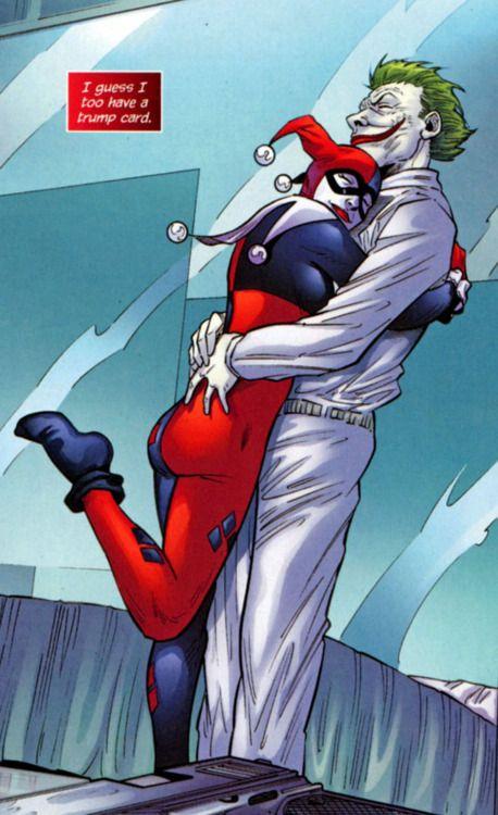 Joker & Harly Quinn