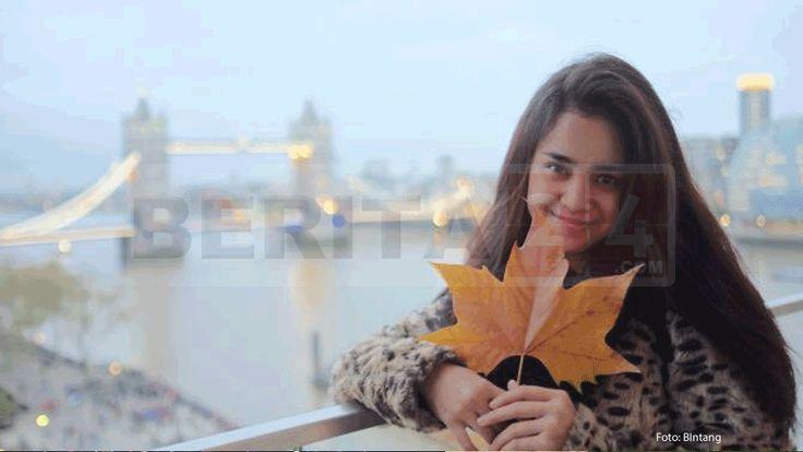 Ini yang Ditakuti Artis Cantik Michelle Ziudith Saat Syuting di London - http://berita24.com/ini-yang-ditakuti-artis-cantik-michelle-ziudith-saat-syuting-di-london/
