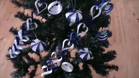 Anikó Dóbiász: Christmas ornaments
