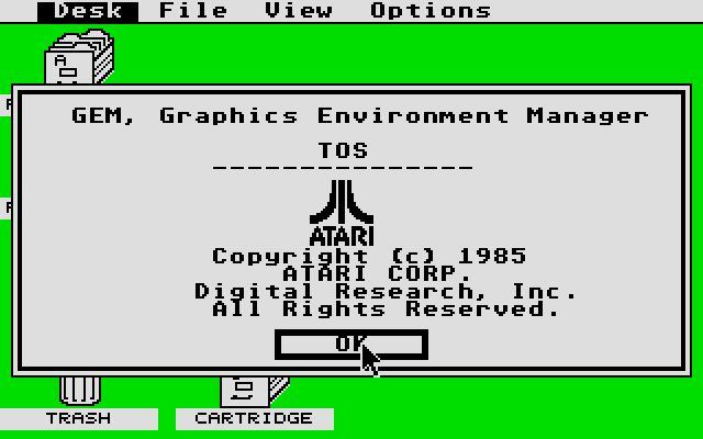 Atari TOS 1.0