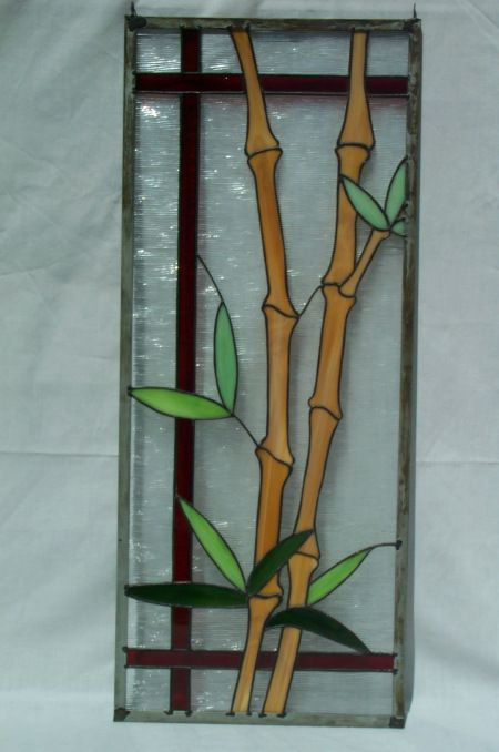Bamboo Glass Panels : Best bamboo images on pinterest stained glass