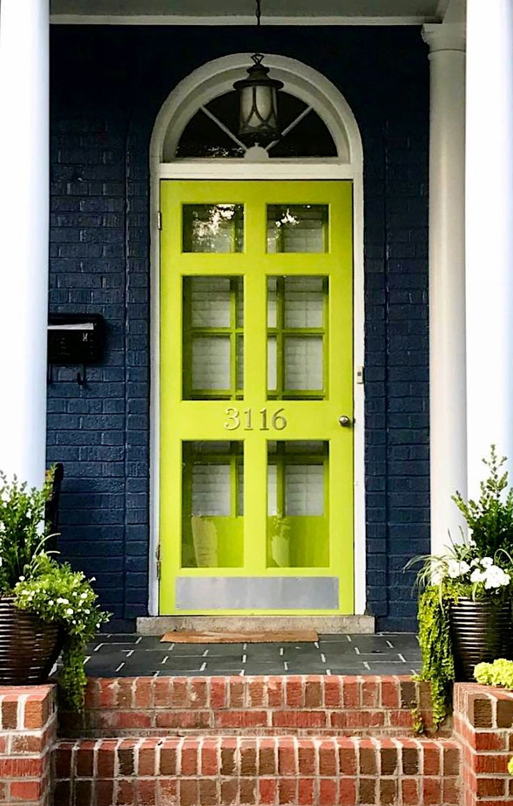 The 317 best Colorful Doors images on Pinterest | Stairs, Windows ...