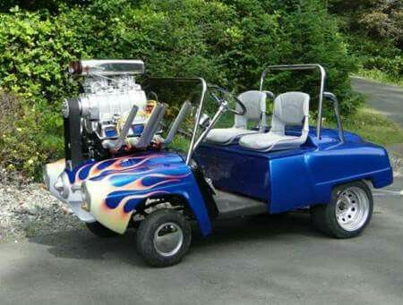 138 Best Images About Golf Carts On Pinterest Cars