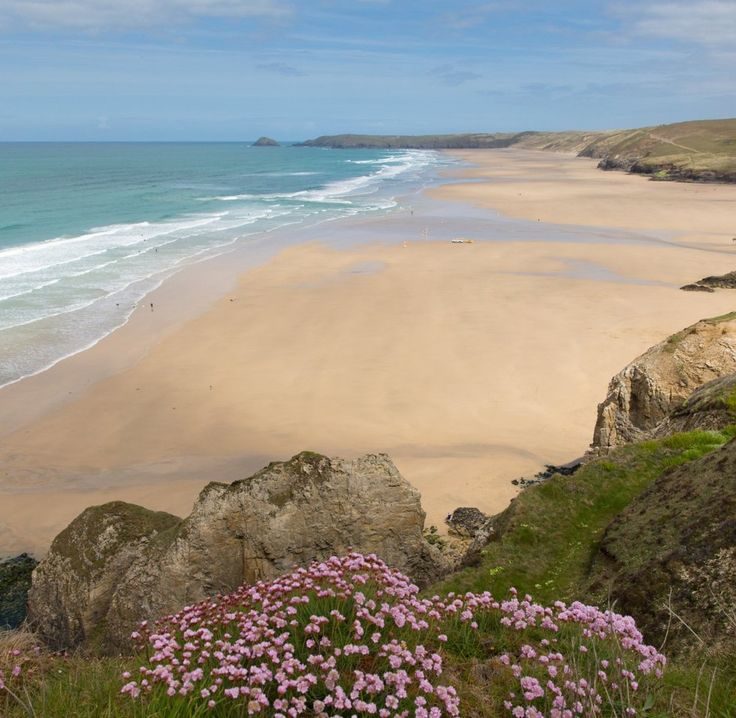 8. Perranporth Beach, Perranporth, Cornwall