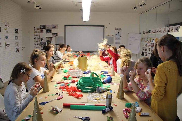 Świąteczne warsztaty dla Dzieci - Dobroteka grudzień 2015