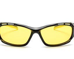 Športové polarizované okuliare pre šoférov na nočnú jazdu.