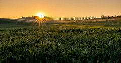 Tuscany Beauty | PRESS L Agriturismo Poggio Covili at sunris… | Flickr