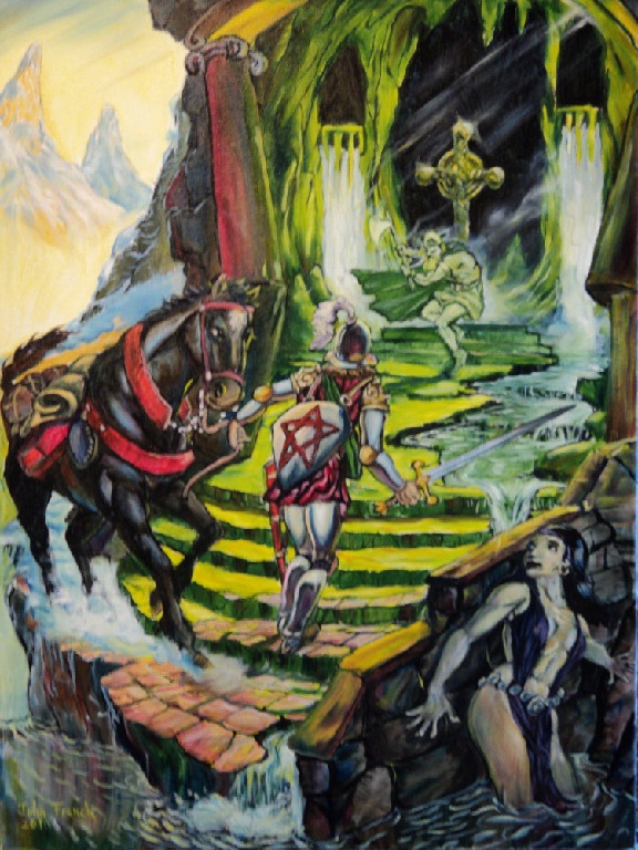 medieval romance sir gawain and the green knight and le morte darthur Morgan le fay in medieval arthurian literature  with particular reference to sir gawain and the green knight and thomas malory's morte darthur.
