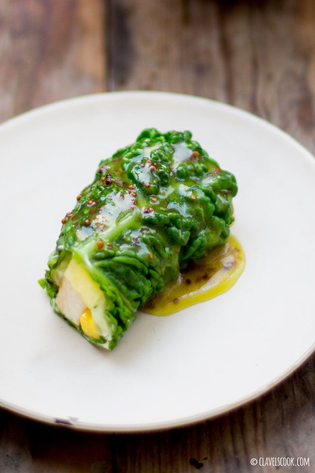 Clavel's Cook: Os bastidores nada glamorosos {Wraps de couve lombarda e perú com molho de mostarda}