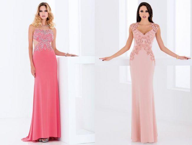 Vestiti lunghi collezione Impero Couture 2016