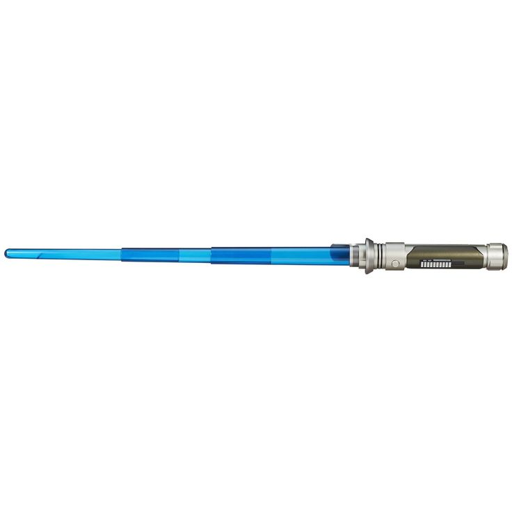 Star Wars Rebels Kanan Jarrus Electronic Lightsaber Toy - $39.94