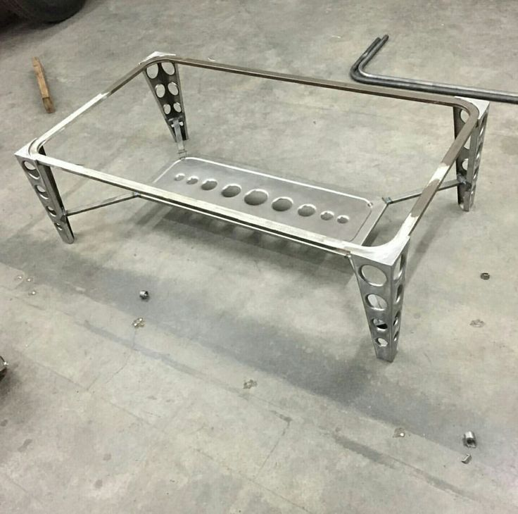 Deon Industrial Style Pattern Metal Rectangle Coffee Table: 25+ Best Ideas About Sheet Metal On Pinterest