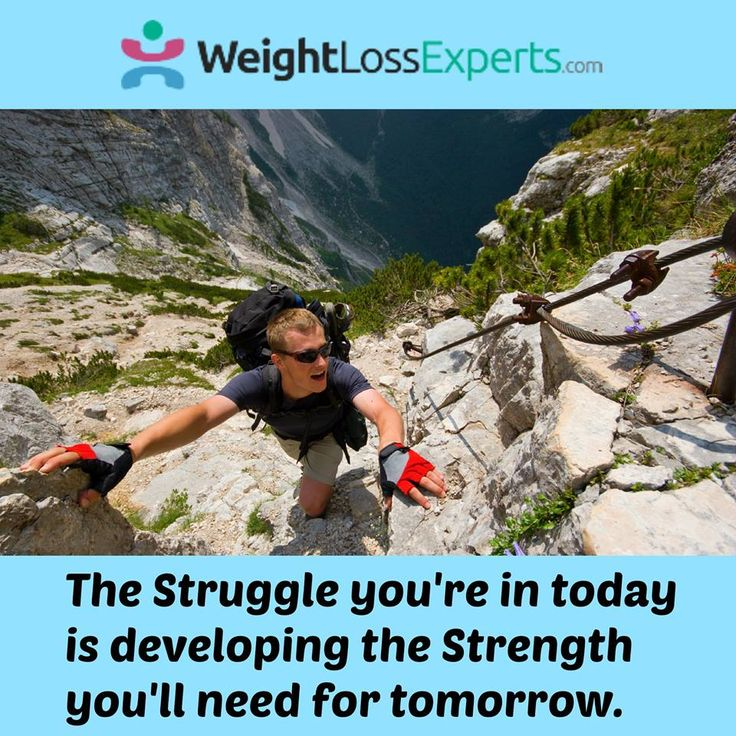 The Struggle you're in today is developing the Strength you'll need for tomorrow. #quote #weightloss #fitness #success