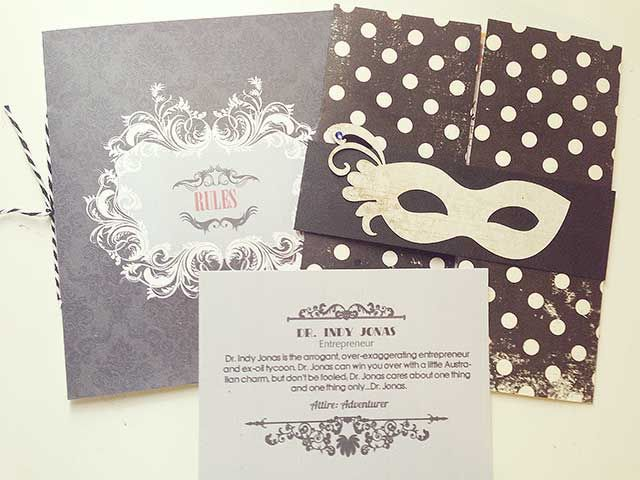 masquerade mask party invitations Afgelaai