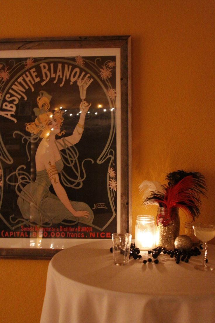 17 best images about party prohibition era on pinterest for 1920s party decoration speakeasy