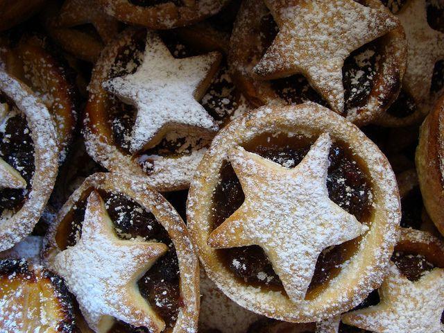 Mince Pies di Natale fatte con il Bimby: LEGGI LA RICETTA ► http://www.ricette-bimby.com/2012/01/tartellette-di-frutta-bimby-ricetta.html