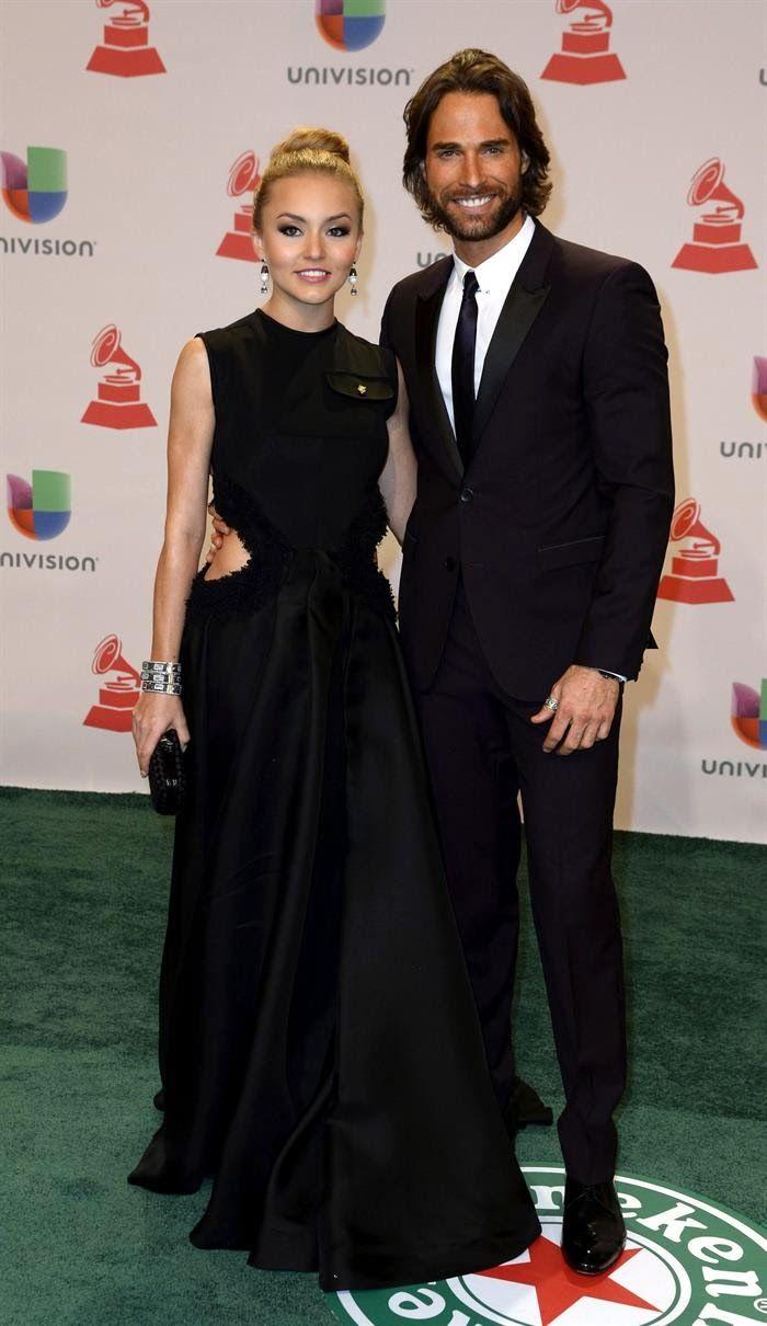 Actrices y actores latinos: Sebastián Rulli y Angelique Boyer en La 15a Entreg...