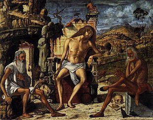 Vittore Carpaccio - Meditazione sulla Passione