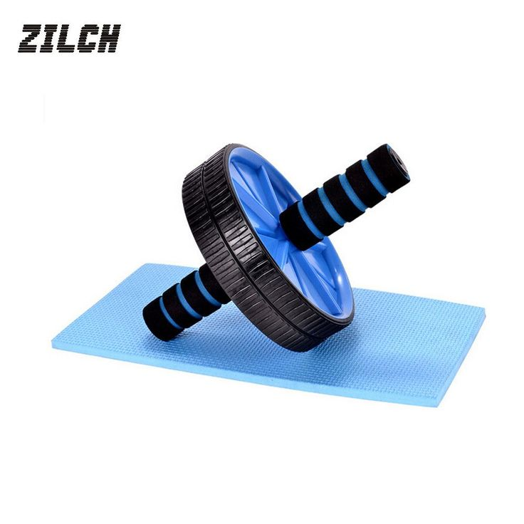 abdominal exerciser fitness training sports equipment ab wheel roller workout waist trainer 5 minutes shaper add cushion as gift
