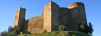 Rovine del Castello di Scarlino