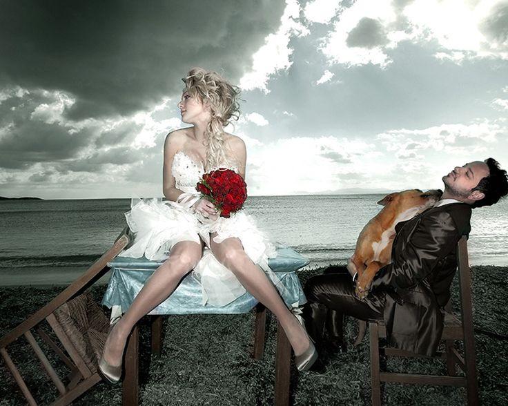 Νυφικό μπουκέτο με τριαντάφυλλα - MyWeddingStar.gr - Γαμος | Ιδεες | Νυφικά | Στολισμος | Δεξιωση | Περιοδικο γαμου| Gamos