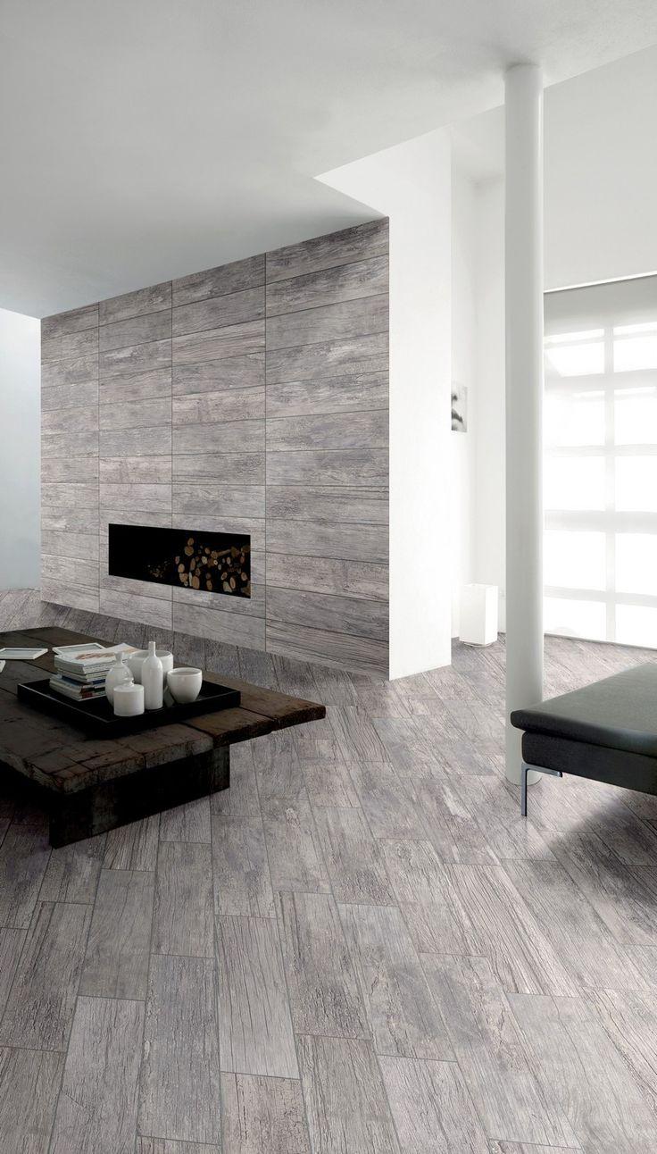 Le 25 migliori idee su Pavimento Grigio su Pinterest  Pavimenti in legno massiccio grigio ...