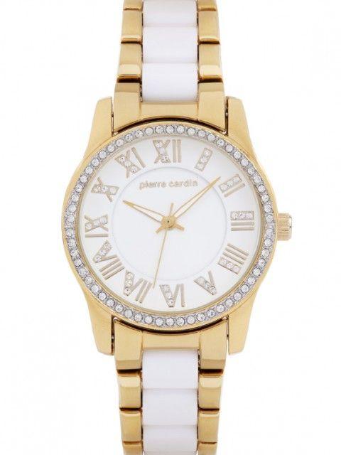 Pierre Cardin Gold Watch // 5498