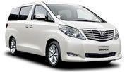 Toyota Alphard. Rate : USD 212.00. For detail click http://bimasakticarrental.com/alphard.html