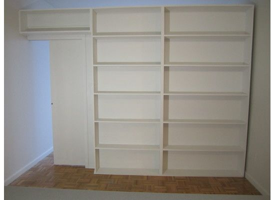 Gallery | NYC Experts in Temporary Walls & Bookcase Walls