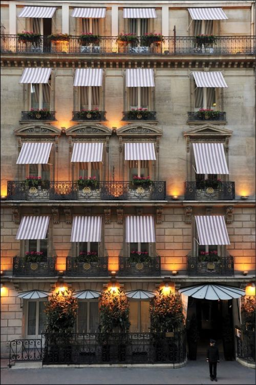 Hotel lancaster paris8