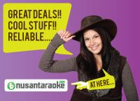 Nusantaraoke.com is the best