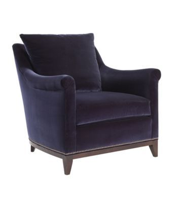 Jules Chair from the Atelier collection by Hickory Chair Furniture Co.