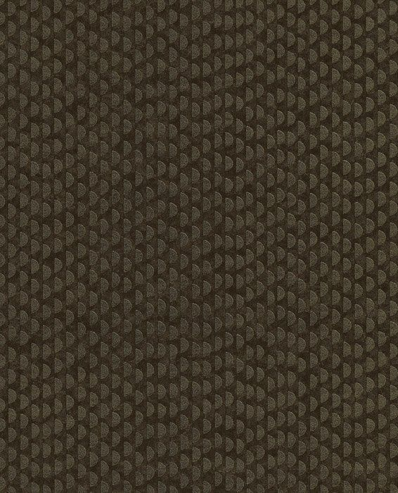 Обои черные с узором Reflect Eijffinger 378035